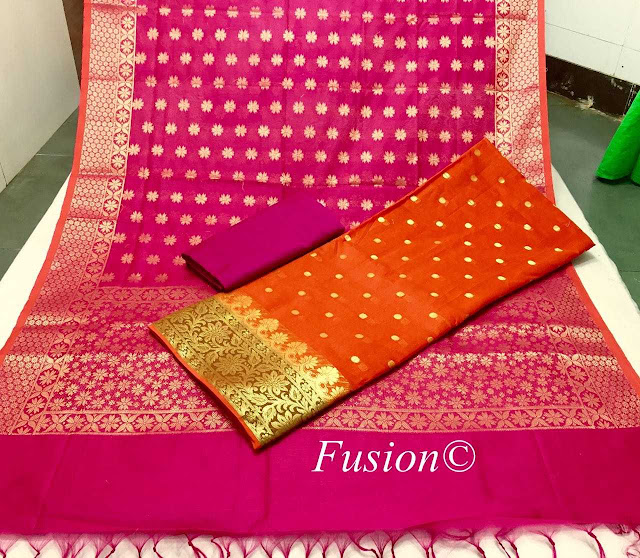 Wintage Banarshi From Fusion