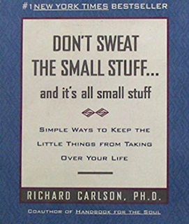 Don't Sweat The Small Stuff: LadyD Books Review