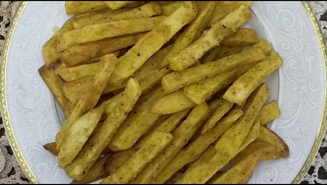 طريقة عمل البطاطس المقرمشة بالتتبيلة السحرية الشيف محمد الدخميسي