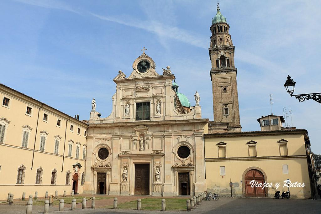 Monastero e chiesa di San Giovanni Evangelista de Parma