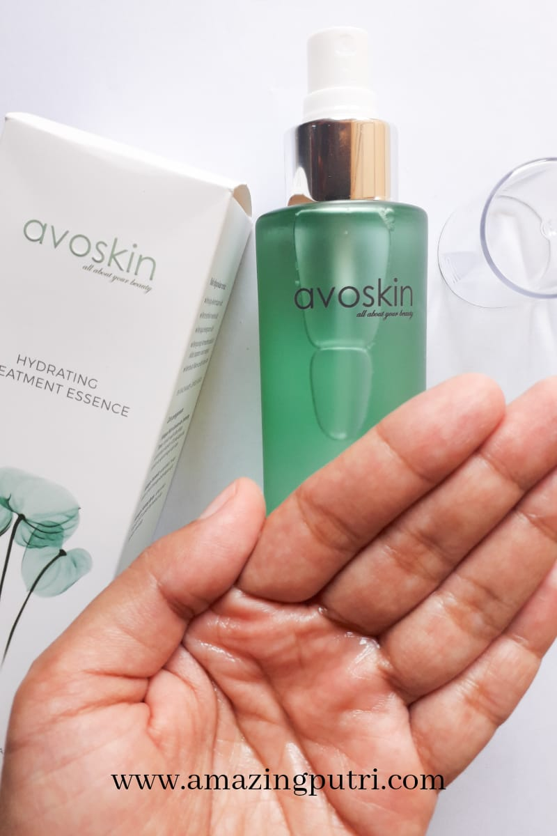 Avoskin Hydrating Treatment Essence - Skincare 3 in 1 Oke Banget!