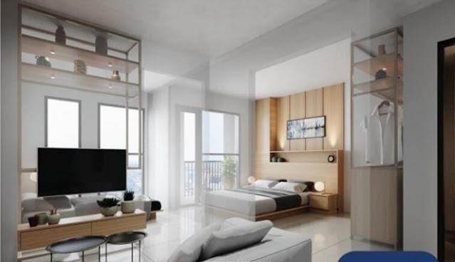 Apartemen Vasanta Innopark Cikarang, Bekasi