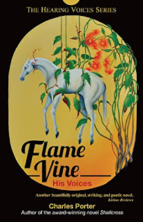 Flame Vine: His Voices (The Hearing Voices Series) book promotion sites Charles Porter