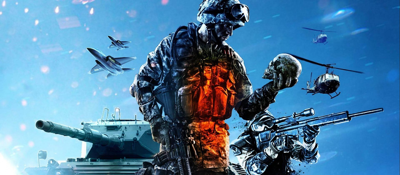 DICE Announces Battlefield 6 Announcement Date And Teaser With New Logo