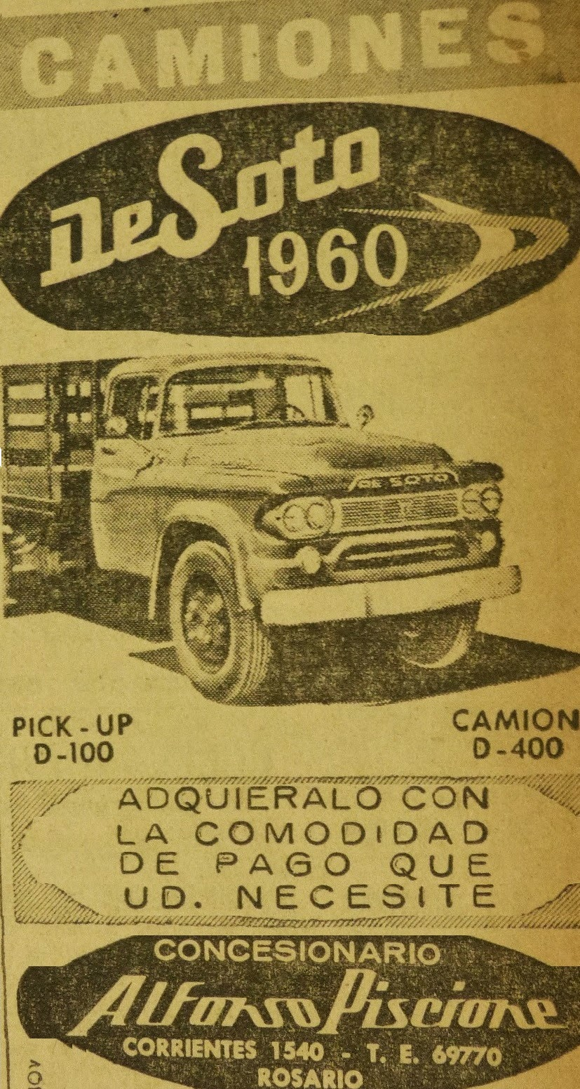 Camión Argentino: junio 2014
