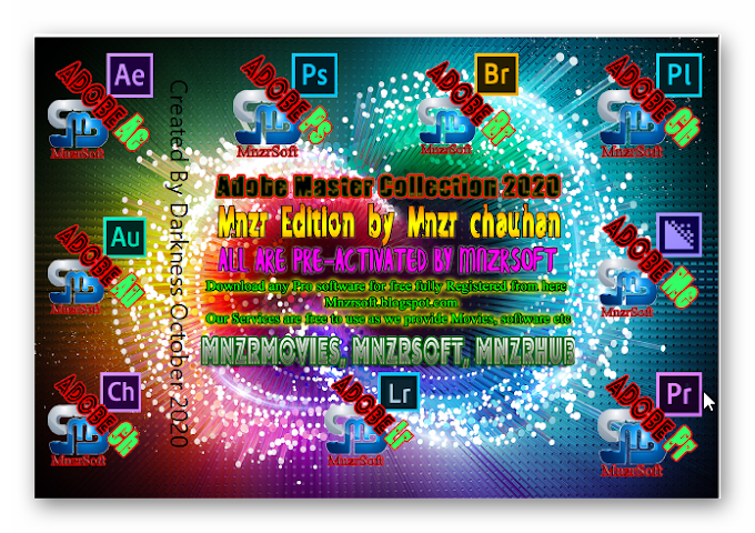 Adobe Master Collection CC 2020 Pre-activated For Windows ...