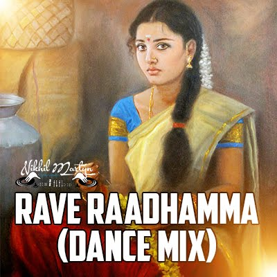 Rave Raadhamama | Dance Mix | Dj Nikhil Martyn