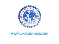 Loker Admin Web + Desain Grafis CV Bumi Raya Indonesia di Semarang