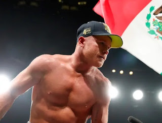 Canelo Alvarez DAZN Contract deal 2020