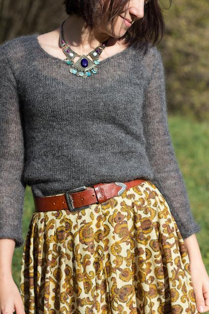 Kostenlose Anleitung wie man einen Pullover mit der Strickmaschine strickt