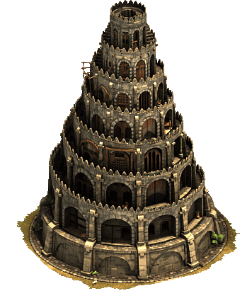 Great Buildings Review Tower Of Babel Playing Forge Of Empires