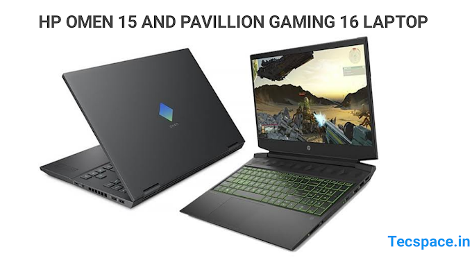 HP OMEN 15 AND PAVILION GAMING 16 LAPTOP With Intel Core i7 and Amd Ryzen H-Series