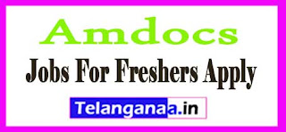 Amdocs Recruitment 2017 Jobs For Freshers Apply