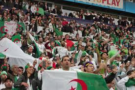 الفريق الجزائري