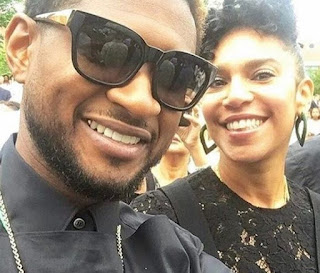 Usher splits with his second wife Grace Miguel