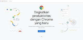 Browser Tercepat Google Chrome Edisi Terbaru