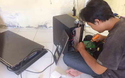 padenggan ton komputer