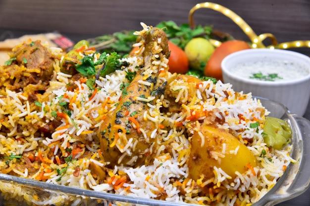 """Ricetta: """"Chicken Biryani"""", riso e pollo piccante"""