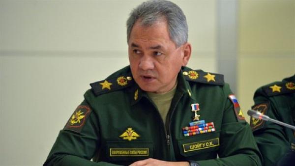 شويغو: موسكو مستعدة لبحث مسألة تزويد سورية بصواريخ اس 300.