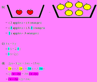 what is an algebraic expression