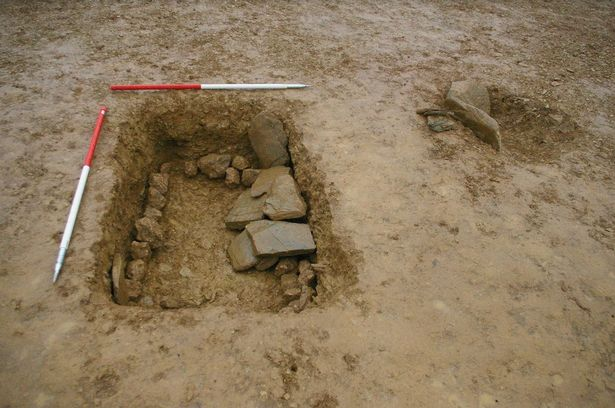 Remnants from Bronze Age community found at Cornwall building site