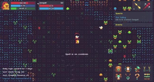Best Browser Games: Isleward