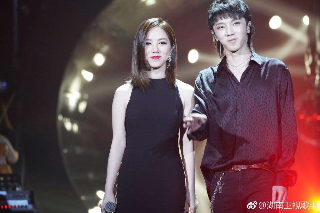 Jessie J wins China's Singer 2018, Hua Chenyu wins most