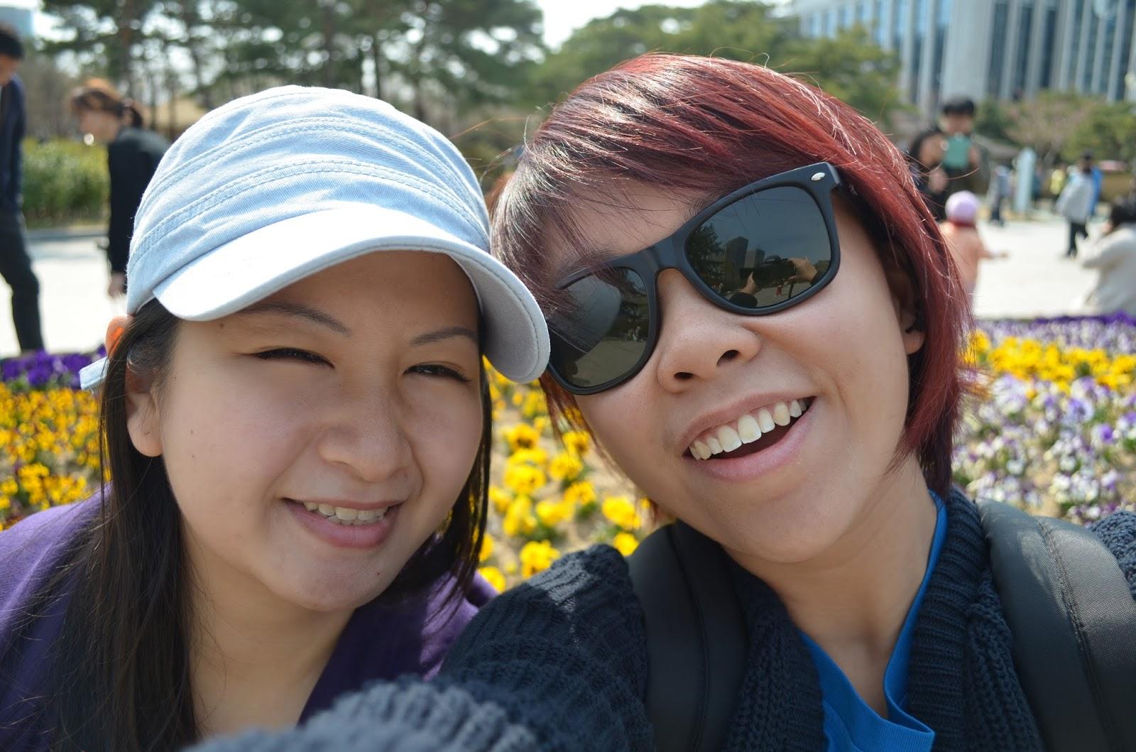 Seoul, Korea Day 5 - Yeouido Hangang Park, Itaewon