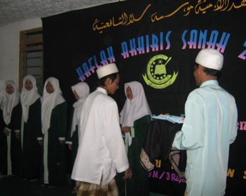 Kenangan Haflah Akhirus Sanah Putra - Putri Th. 2009