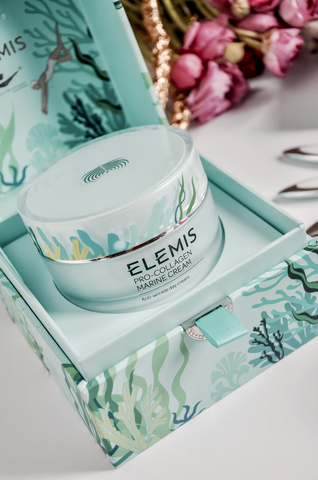 Elemis Pro Collagen Marine daytime cream