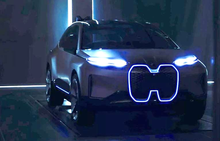 Bmw With Vision Inext Wants To Set The Technology For Electric Cars
