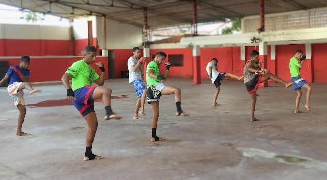 LBV, atleta Cipó e MMA Social vão entregar meia tonelada em alimentos para o projeto Alma Guerreira em Itapissuma/PE