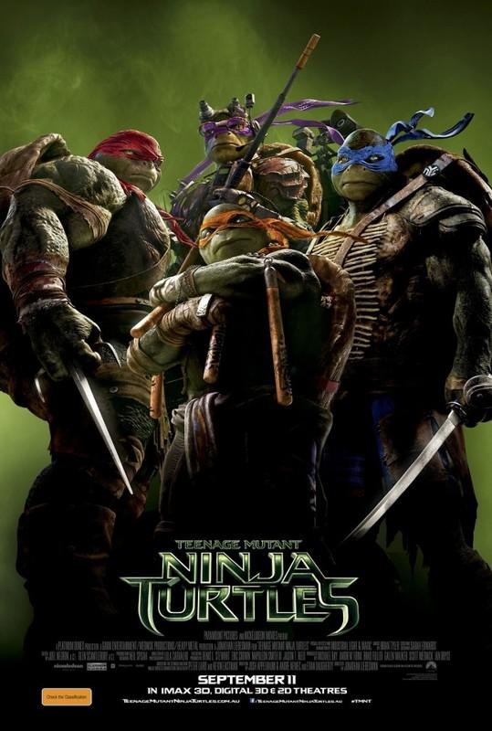Turtles Filme