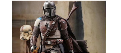 Why Mandalorian Never Takes His Helmet Off !