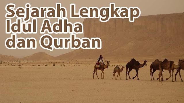 Sejarah Lengkap Idul Adha dan Berqurban