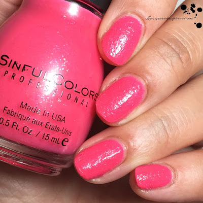 Sweet Tooth nail polish by Sinful Colors