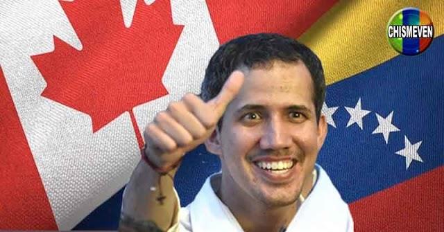 Canadá anuncia que solo reconoce a Juan Guaidó como Presidente de la AN