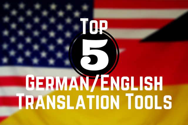 best translation websites for english to german