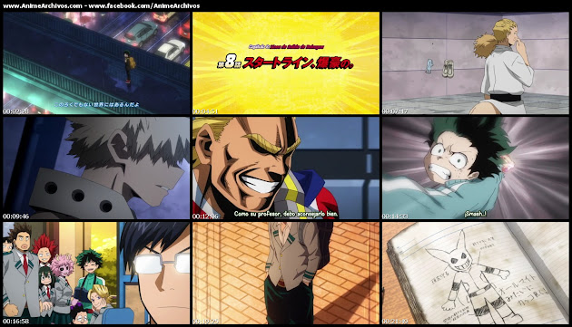 Boku no Hero Academia 8