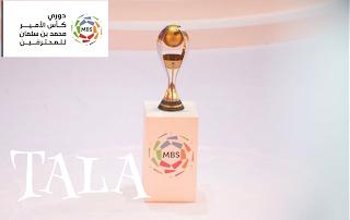 حصاد الجولة الاولى من الدوري السعودي 2021