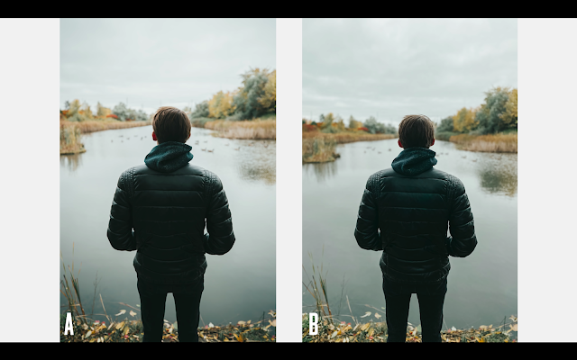 Matti Haapoja's iPhone 11 Pro 對比 Canon 單眼 1DX Mark II