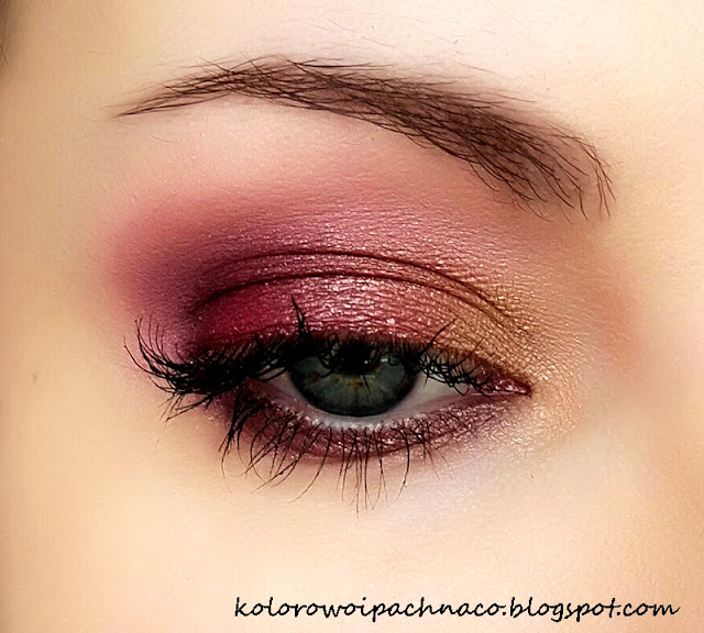 make up for ever morello cherry m846 MAKEUP