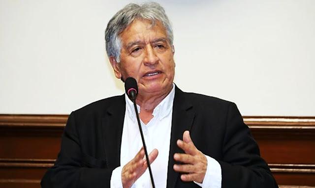 Virgilio Acuña de UPP