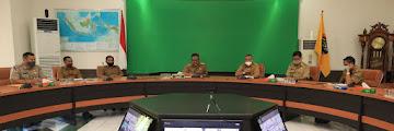 Rapat Entry Meeting Pengumpulan Data dan Informasi BPK RI Perwakilan Provinsi Kaltara