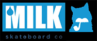 milk skateboard co ©