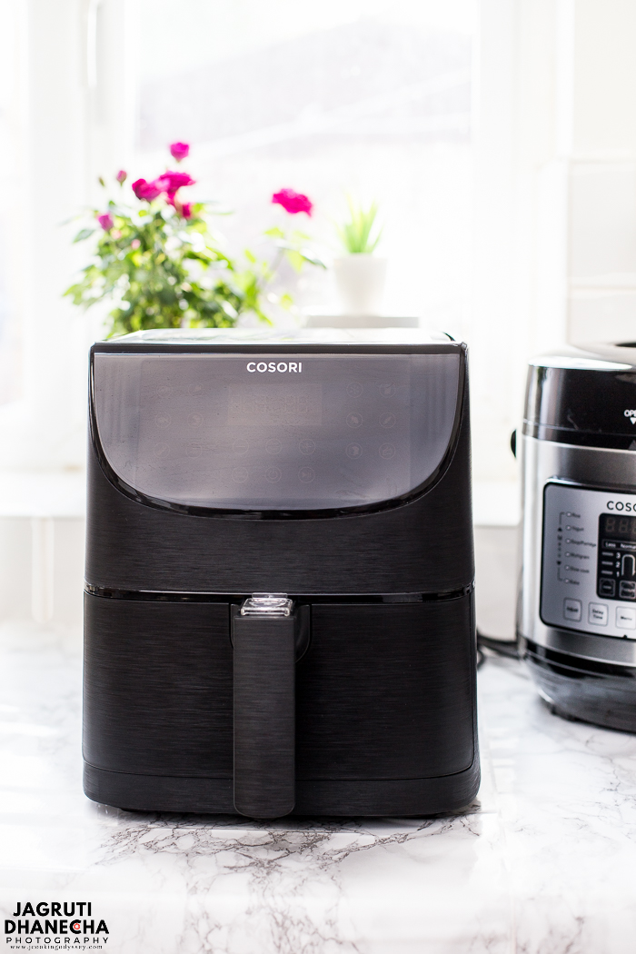 COSORI 3.5litre air fryer review