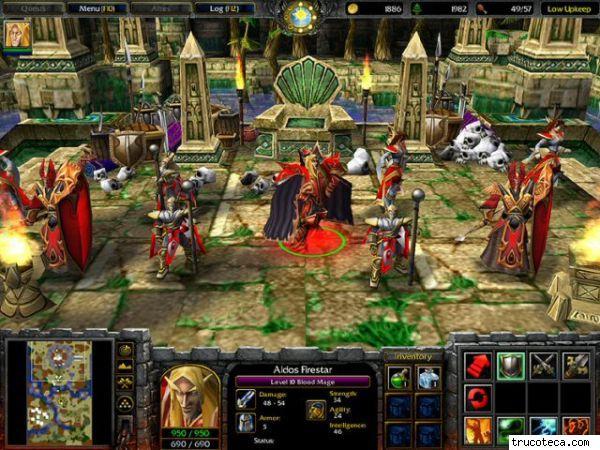 Warcraft 3 Frozen Throne 1 28 No Cd Crack