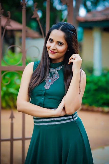 Anasuya  IMAGES, GIF, ANIMATED GIF, WALLPAPER, STICKER FOR WHATSAPP & FACEBOOK