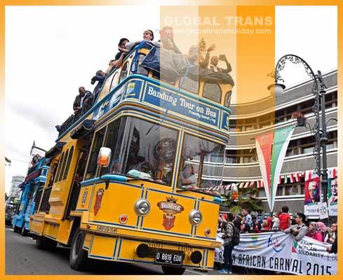 Paket Wisata Bandung 2 Hari 1 Malam Tour On Bandros