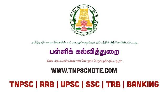 12th Samacheer Indian Polity Book From School Education for TNPSC Exams Part II Tamil Medium